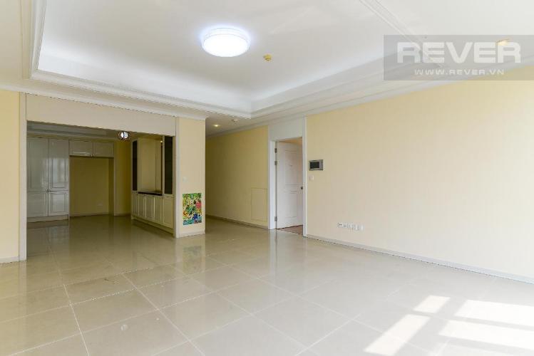 Cho thuê căn hộ Imperia An Phú 3PN, tầng 12A, không có nội thất, phòng khách hướng Nam