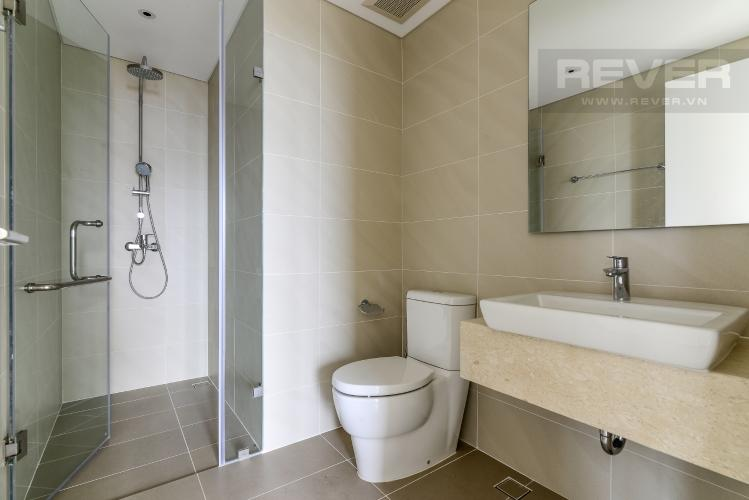 Phòng Tắm 2 Cho thuê căn hộ Diamond Island - Đảo Kim Cương 3PN, không có nội thất, view sông và Landmark 81