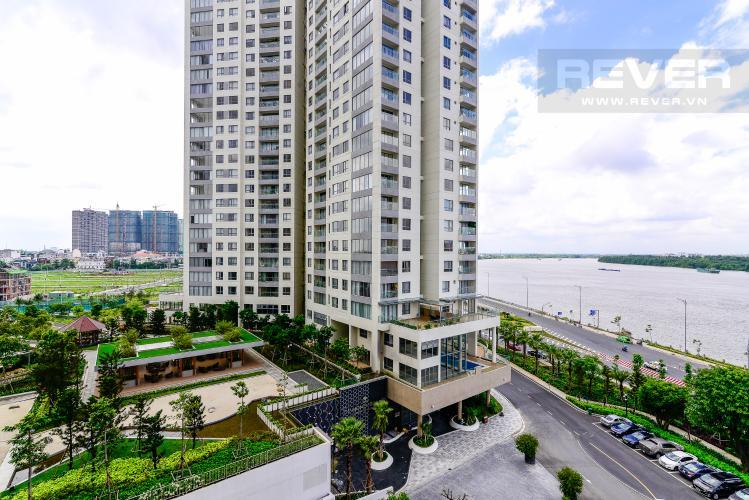 View Bán căn hộ Diamond Island - Đảo Kim Cương 2PN, đầy đủ nội thất, view sông thoáng mát