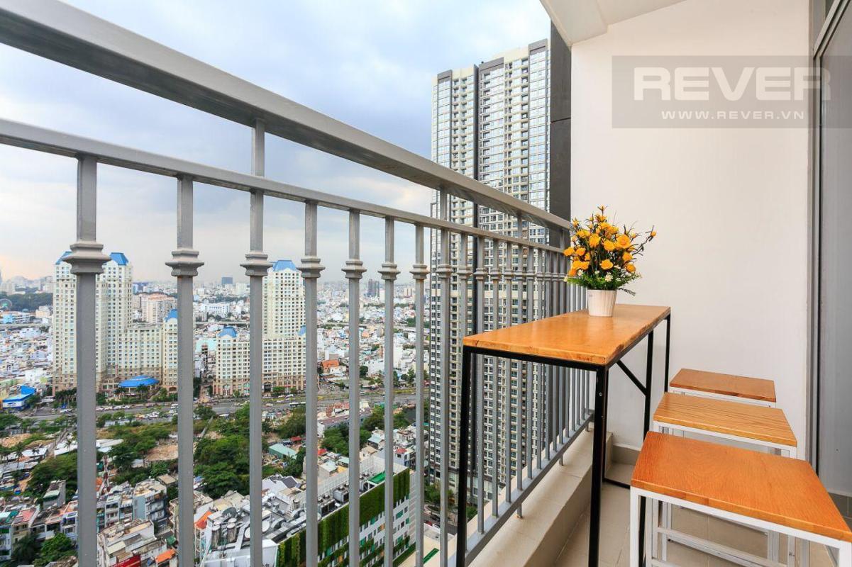 5d4b2f0ea153470d1e42 Cho thuê căn hộ Vinhomes Central Park 3PN, tháp Landmark 2, đầy đủ nội thất, hướng Tây Nam