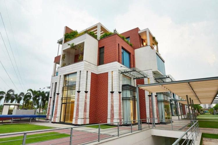 Bán biệt thự Galleria Nguyễn Hữu Thọ, Phước Kiển, Nhà Bè, diện tích đất 342.7m2, diện tích sàn 882.4m2