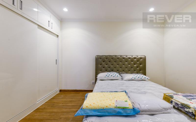 Phòng ngủ 2 Căn hộ Vinhomes Central Park 3 phòng ngủ tầng cao L1 nội thất đầy đủ