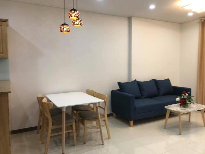 Bán căn hộ Hado Centrosa Garden 1PN, diện tích 56m2, đầy đủ nội thất, view nội khu