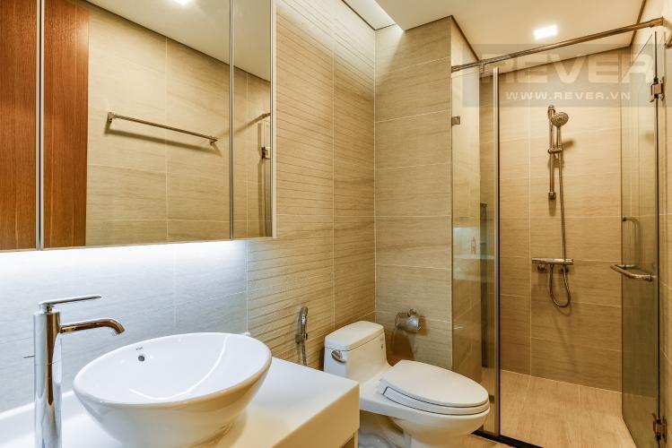Phòng tắm 2 Căn hộ Vinhomes Central Park 3 phòng ngủ tầng trung P6 view sông