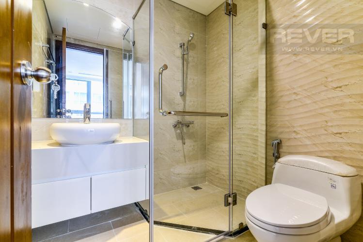 Phòng Tắm 1 Căn hộ Vinhomes Central Park 3 phòng ngủ tầng cao L5 hướng Tây Bắc