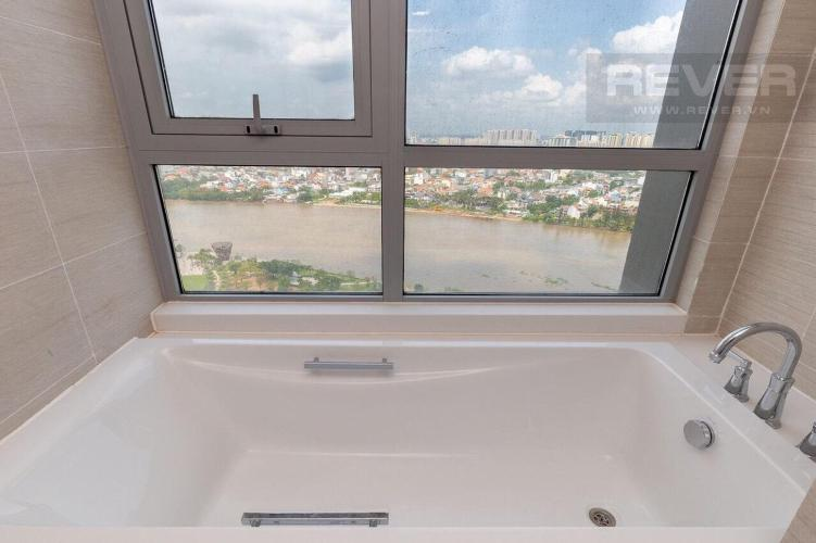 d729fc620261e43fbd70 Bán hoặc cho thuê căn hộ Vinhomes Central Park 4PN, tháp Park 3, đầy đủ nội thất, hướng Đông, view sông Sài Gòn và công viên trung tâm