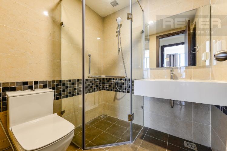 Phòng tắm 2 Bán căn hộ The Tresor tầng thấp, tháp TS1, 2 phòng ngủ, full nội thất