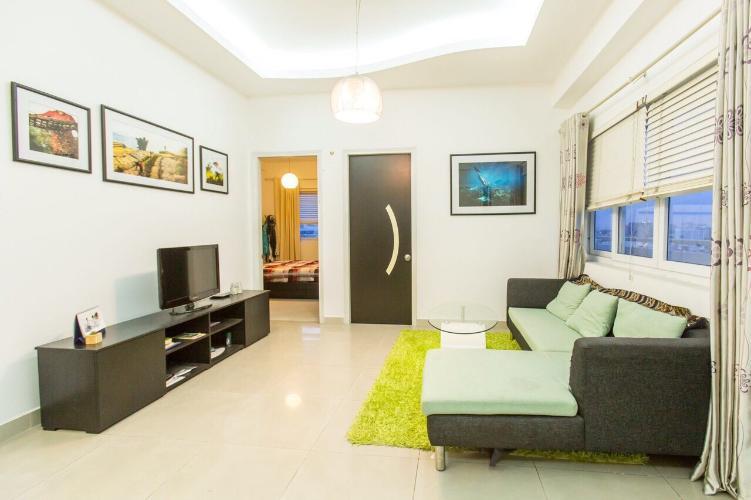 Căn hộ chung cư Minh Thành đầy đủ nội thất phong cách Châu Âu
