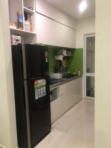 Phòng khách căn hộ chung cư Ngọc Đông Dương, Bình Tân Căn hộ 8X Rainbow Ngọc Đông Dương đầy đủ nội thất, view mát mẻ.