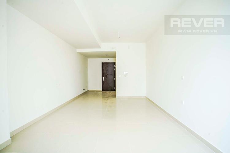 Phòng Khách Cho thuê căn hộ Sunrise CityView 1PN, tầng trung, diện tích 37m2, view sông thoáng mát