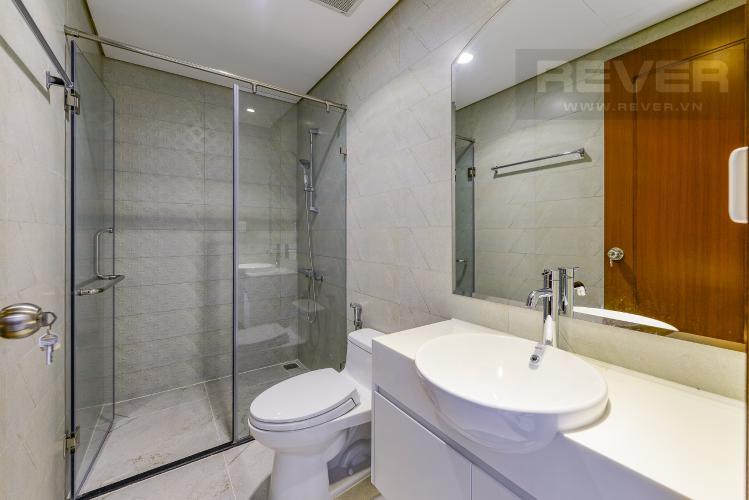 Phòng tắm Căn hộ Vinhomes Central Park 2 phòng ngủ tầng cao L1 view sông