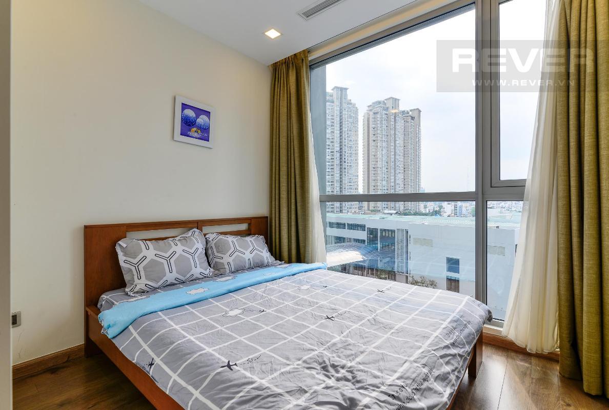 Second room Cho thuê căn hộ Vinhomes Central Park 2PN, tầng thấp, diện tích 75m2, đầy đủ nội thất, view nội khu