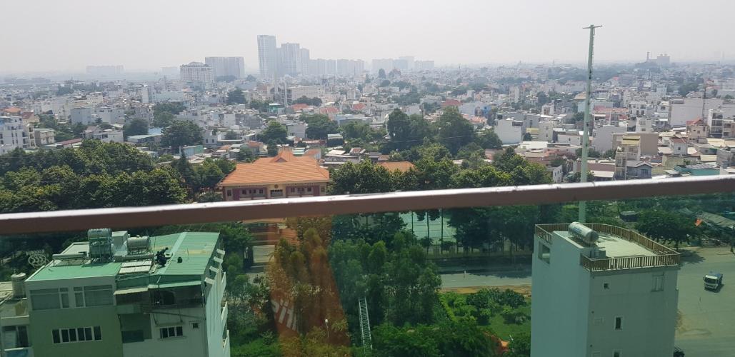 View ngoại khu Feliz En Vista Căn hộ Feliz En Vista tầng 12, bàn giao thô, 2 phòng ngủ.
