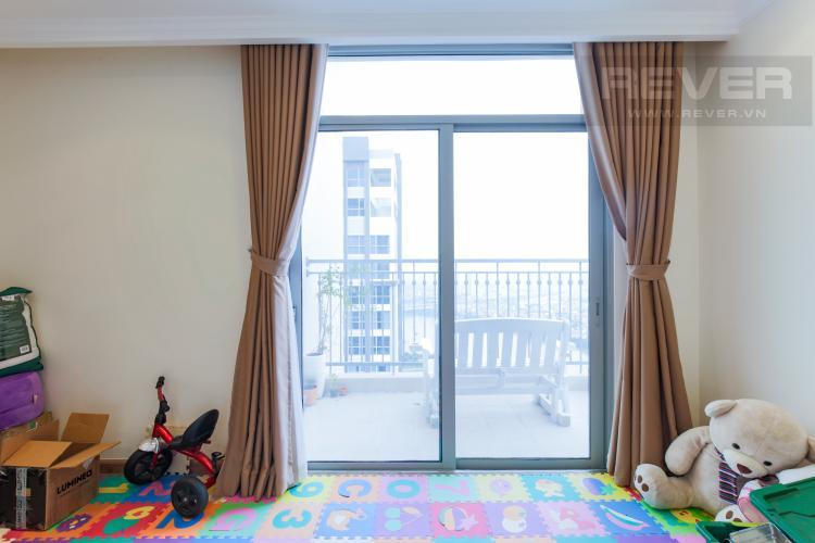 Phòng Ngủ 2 Căn góc Vinhomes Central Park tầng cao Central 1 view nhìn vĩnh viễn về sông