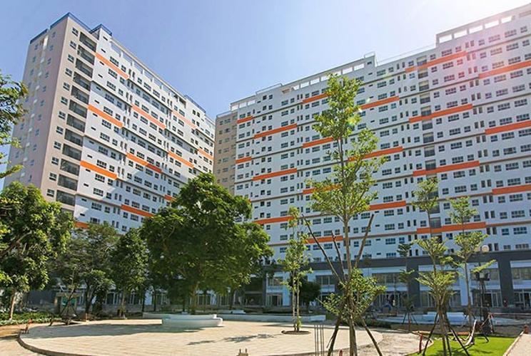 9 View Apartment, Quận 9 Căn hộ 9 View Apartment tầng cao đón gió, đầy đủ nội thất.