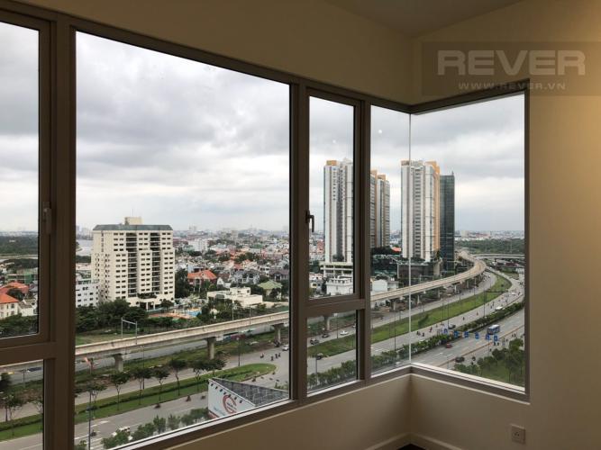 Phòng Ngủ 2 Bán căn hộ Estella Heights 3PN, tháp T3, nội thất cơ bản, view Xa lộ Hà Nội