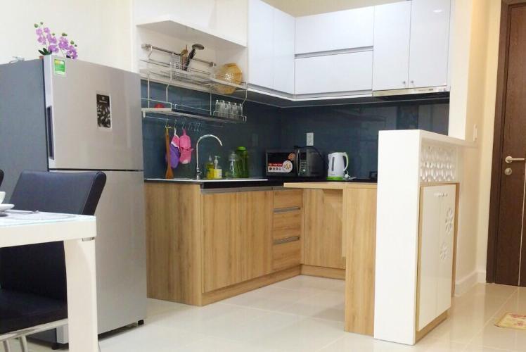 Phòng bếp Galaxy 9, Quận 4 Căn hộ Galaxy 9 hướng Đông Nam, đầy đủ nội thất.