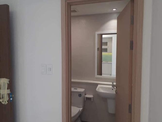Phòng tắm căn hộ SAFIRA KHANG ĐIỀN Bán căn hộ Safira Khang Điền 2PN, tầng 17, nội thất cơ bản
