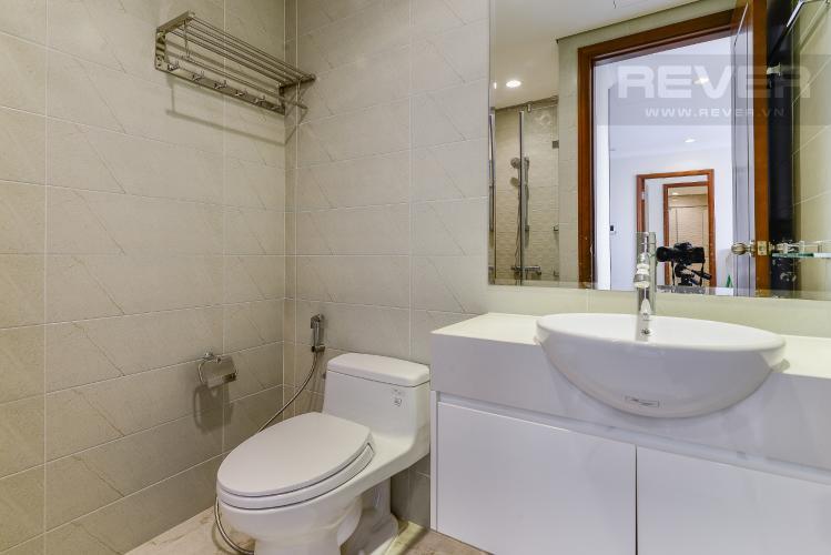 Phòng Tắm 1 Căn hộ Vinhomes Central Park 2 phòng ngủ tầng thấp C1 view sông