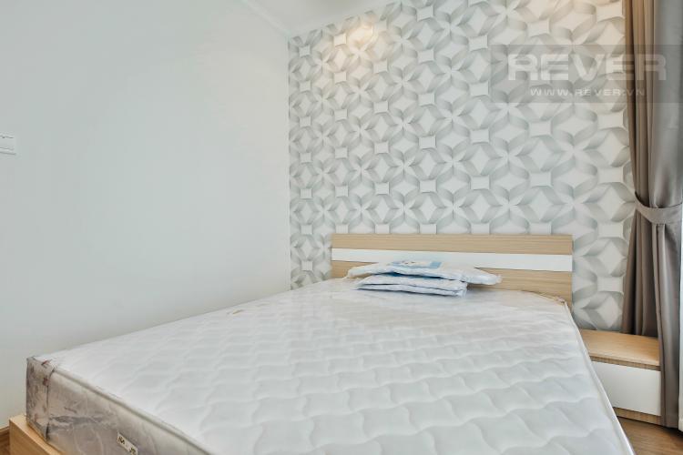 Phòng Ngủ 2 Căn hộ Vinhomes Central Park trung tầng Central 3 thiết kế đẹp