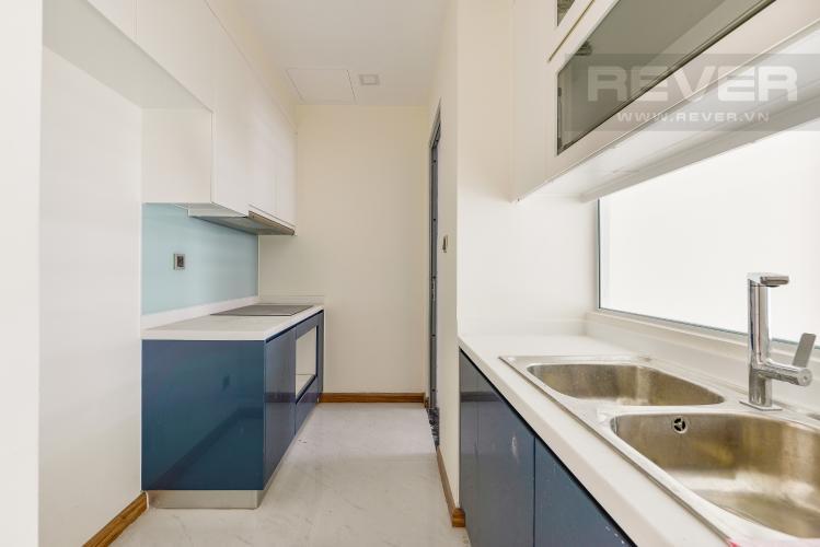 Bếp Căn hộ Vinhomes Central Park 2 phòng ngủ tầng cao P5 view sông