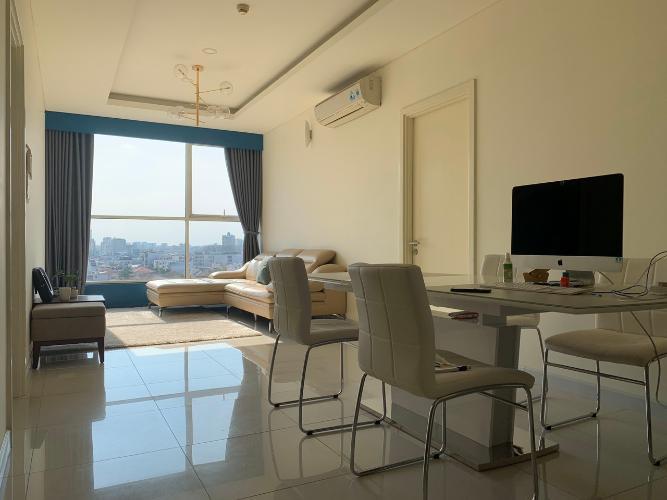 Bán căn hộ Thảo Điền Pearl tầng thấp, diện tích 86.6m2, 2 phòng ngủ - 2 phòng tắm