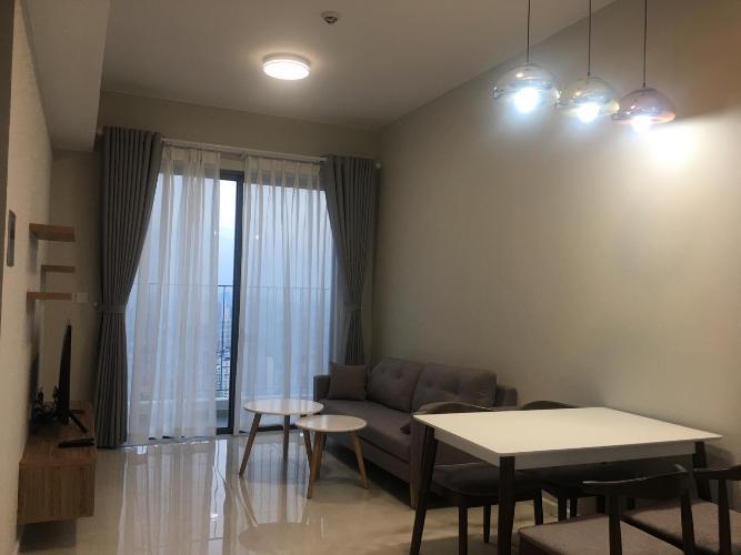 Cho thuê căn hộ Masteri An Phú 2PN, tầng 40, đầy đủ nội thất, view Xa lộ Hà Nội và Landmark 81
