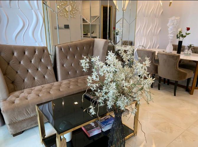 Bán hoặc cho thuê căn hộ Vinhomes Golden River 2PN, tháp The Aqua 2, diện tích 68m2, đầy đủ nội thất cao cấp, view Bitexco