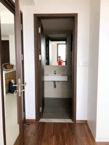 Phòng tắm căn hộ One Verandah Bán căn hộ đã bàn giao One Verandah view sông và hướng Quận 7.