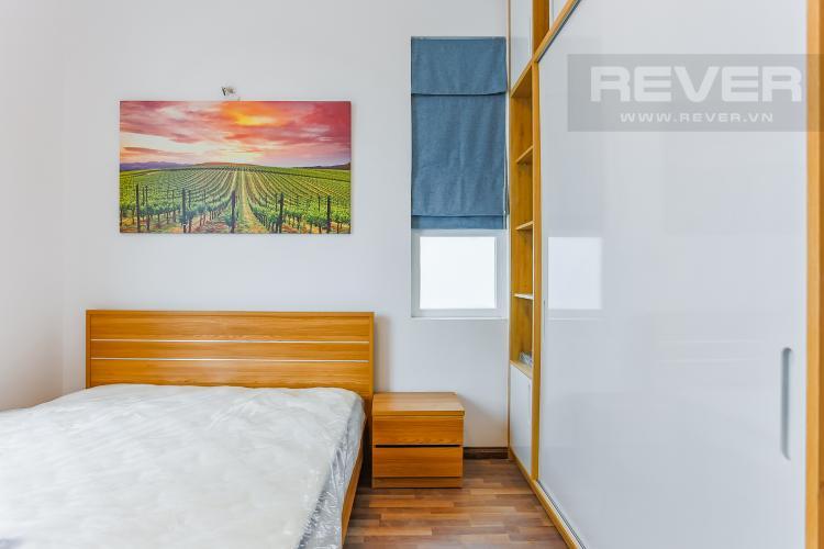 Phòng Ngủ 1 Căn hộ Florita 2 phòng ngủ tầng thấp tháp A view nội khu