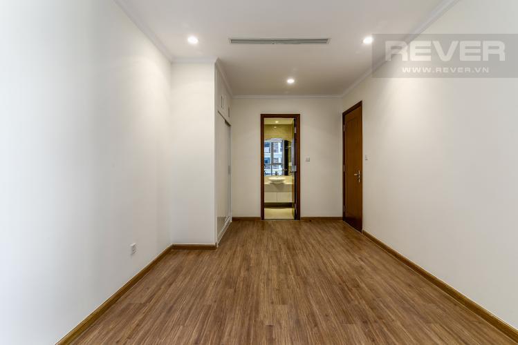 Phòng Ngủ 1 Căn hộ Vinhomes Central Park 2 phòng ngủ tầng thấp L5 nhà trống