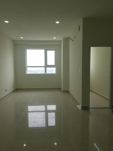 Căn hộ tầng cao Topaz Elite nội thất cơ bản, view thành phố sầm uất.