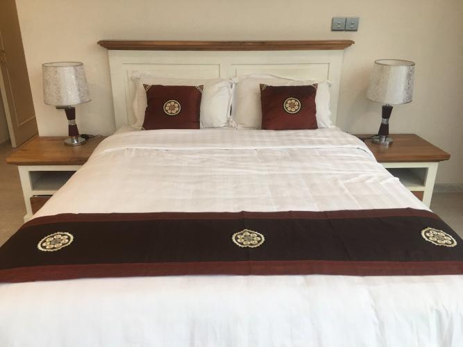 Phòng ngủ , Căn hộ vinhomes Golden River , Quận 1 Căn hộ Vinhomes Golden River tầng 19 view thoáng mát, đầy đủ nội thất.