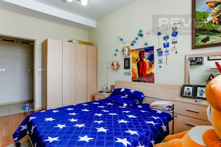 Phòng Ngủ 2 Căn hộ Imperia An Phú 3 phòng ngủ tầng thấp tháp A nội thất có sẵn