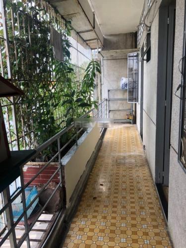 Chung cư 189B Cống Quỳnh 2 phòng ngủ, ban công rộng rãi.