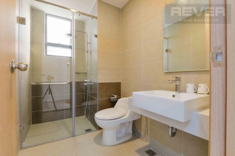 Toilet 1 Cho thuê căn góc The Sun Avenue 3PN tầng trung, đầy đủ nội thất, view cây xanh mát mẻ