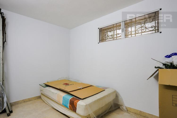 Phòng Ngủ Tầng Hầm Nhà phố đường Lê Văn Lương, Quận 7, 3 tầng, nội thất đầy đủ, sổ đỏ chính chủ