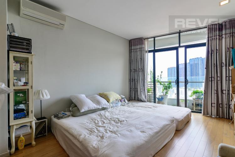 Phòng Ngủ 1 Bán căn hộ City Garden 3PN, tầng cao, tháp Boulvevard 2, diện tích 145m2, đầy đủ nội thất