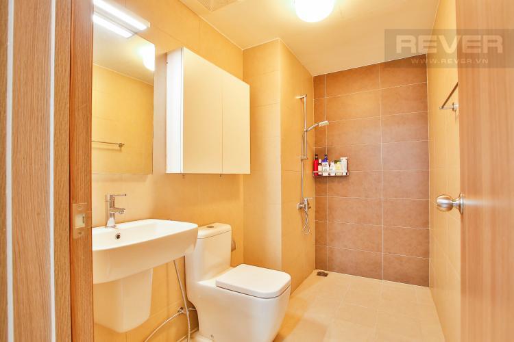 Toilet Bán căn hộ Lexington Residence tầng cao, 1PN, đầy đủ nội thất