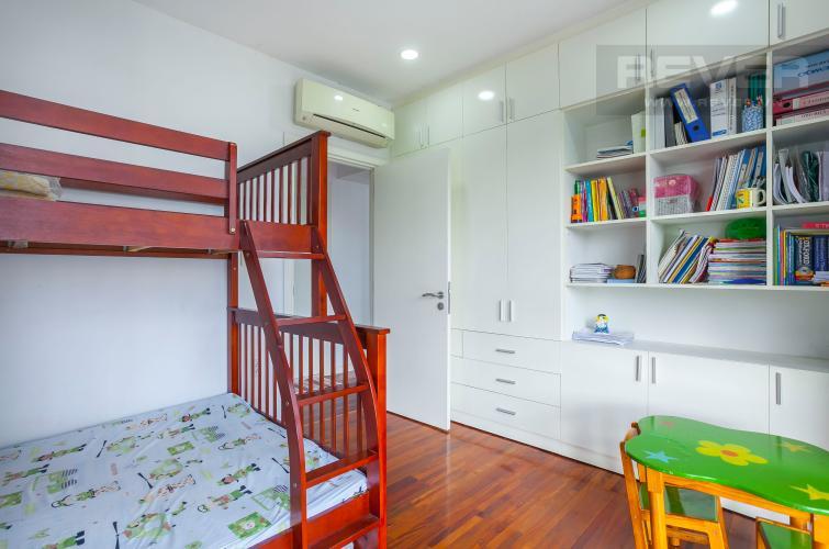 Phòng Ngủ 1 Căn hộ Happy Valley tầng thấp 3 phòng ngủ thiết kế đẹp, tiện nghi