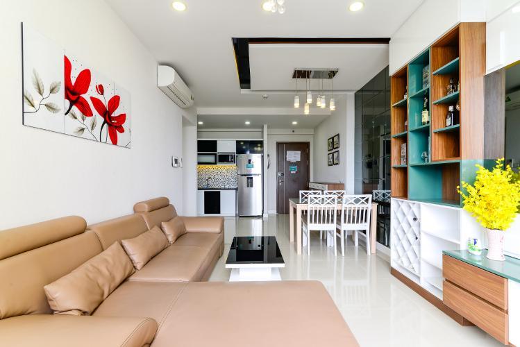 Cho thuê căn hộ Icon 56 3PN, tầng trung, đầy đủ nội thất, view kênh Bến Nghé