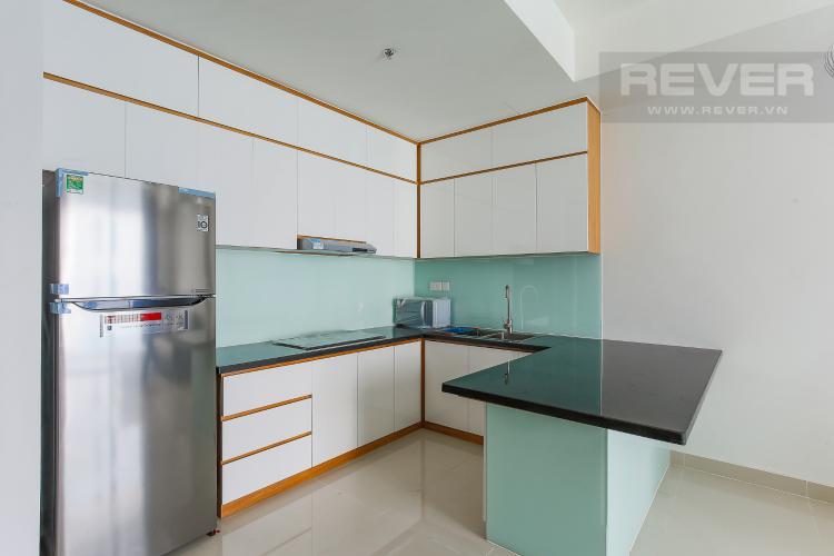 Phòng Bếp Căn hộ The Tresor 2 phòng ngủ tầng trung TS1 đầy đủ tiện nghi
