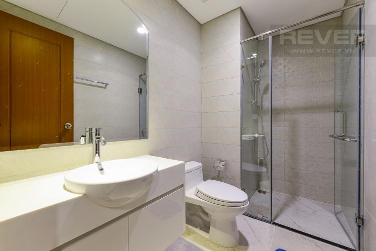Phòng tắm 2 Căn góc Vinhomes Central Park 2 phòng ngủ tầng trung L3 đầy đủ nội thất