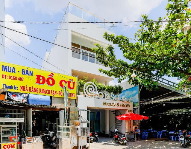 Tòa nhà kinh doanh đường Lâm Văn Bền hướng Đông diện tích 440m2