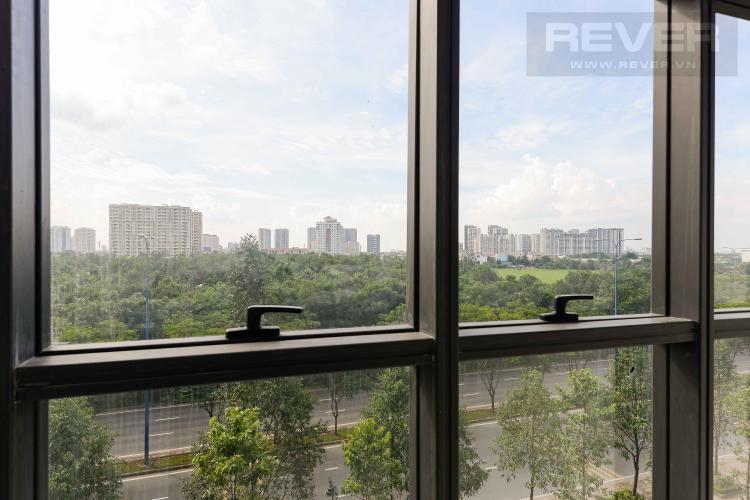 View Bán hoặc cho thuê officetel The Sun Avenue 1PN, block 3, diện tích 36m2, view đại lộ Mai Chí Thọ