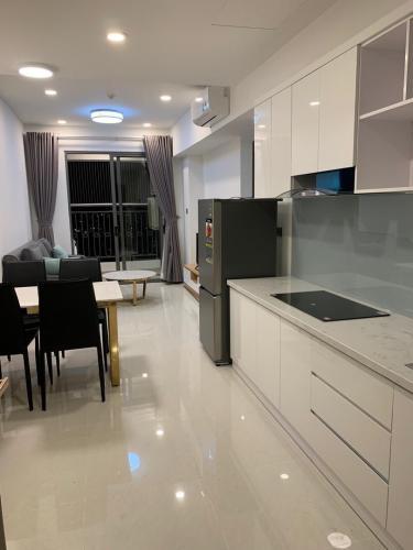 Phòng bếp căn hộ Saigon Royal Căn hộ Saigon Royal nội thất cơ bản cao cấp, view nội khu yên tĩnh.