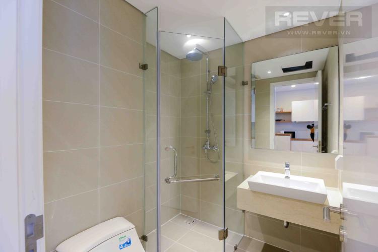 Toilet Cho thuê căn hộ Diamond Island - Đảo Kim Cương 1PN, đầy đủ nội thất, view sông thoáng đãng