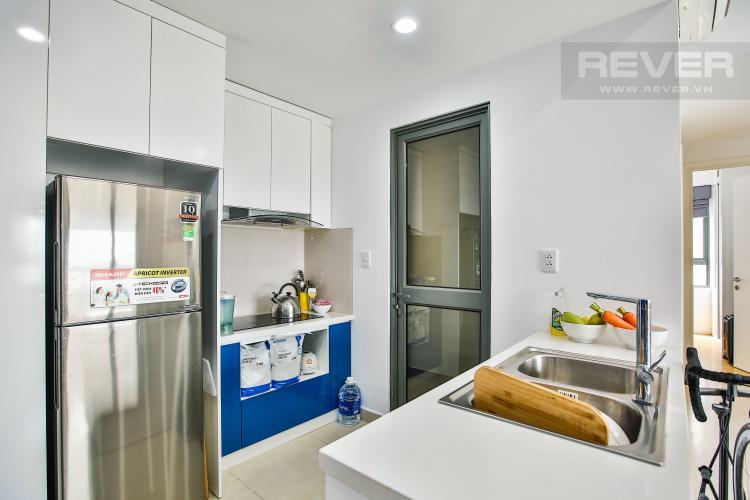 Bếp Căn góc Masteri Thảo Điền 2 phòng ngủ tầng trung T3 ful nội thất