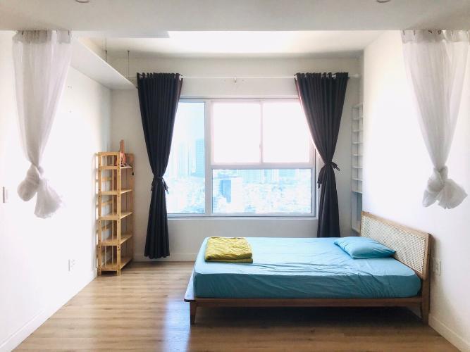 Bán căn hộ tầng cao Galaxy 9, Quận 4, thiết kế hiện đại, đầy đủ nội thất.