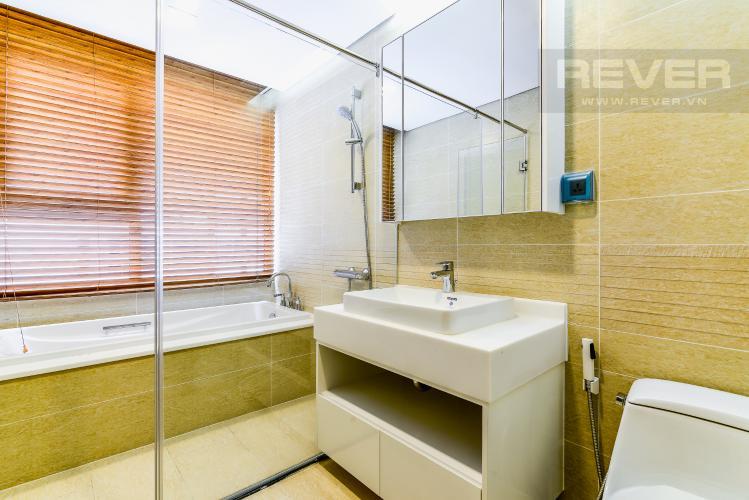 Phòng Tắm 2 Căn hộ Vinhomes Central Park 2 phòng ngủ tầng cao P4 hướng Tây Nam